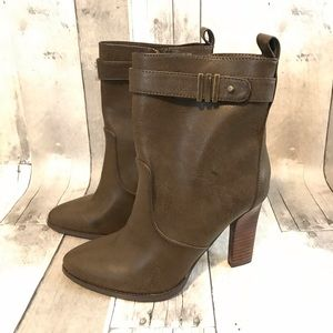 VS Leather booties